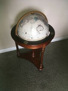"Replogle Globe 16"" Columbus Voyage of New World.1492-1992 500th ANNIVERSARY"