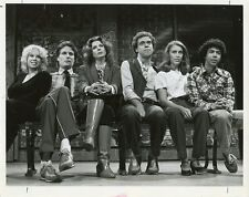JOE PISCOPO CHARLES ROCKET GILBERT GOTTFRIED SATURDAY NIGHT LIVE 81 NBC TV PHOTO