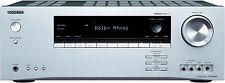 Onkyo tx-sr444 (s) 7.1 - canal heimkinoreceiver (Dolby Atmos, DTS-HD, 4k, Ultra HD