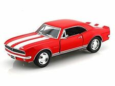 "New 5"" Kinsmart 1967 Chevrolet Camaro Z/28 diecast model chevy toy 1:37 Red"