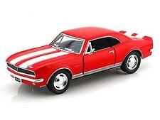 "New 5"" Kinsmart 1967 Chevrolet Camaro Z/28 diecast model chevy toy 1:37 Red"