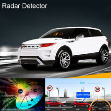 Car Over Speed Early Warnning Radar Laser Detector X K Ku Ka Voice Safety Alert