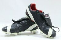 Nomis The Magnet Soft Ground Dry Control Football/Rugby Boots Black-White-Red