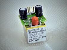 YIG-Tuned-Oszillator, MicroSource MCO 0204, 2 - 4 GHz