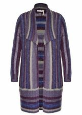 Unbranded Striped Plus Size Jumpers & Cardigans for Women