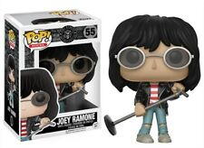Funko - POP Rocks: Music - Joey Ramone Vinyl Action Figure New In Box