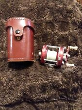 Abu Ambassadeur red No. 5000 Fishing Reel ( Sweden )