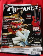Guitararist & Bass French magazine # 274 Chuck Berry Van Halen Angus Buddy Holly