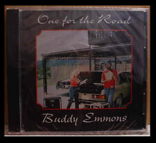 BUDDY EMMONS ONE FOR THE ROAD CD - SEALED MINT PERFECT! FREE SHIPPING!