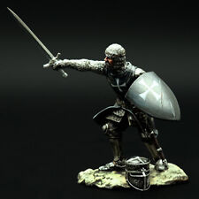 Tin Soldier,54mm,132, Knight Hospitaller in battle. The First Crusade.