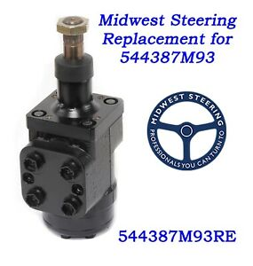 Midwest Steering Replacement for 544387M93