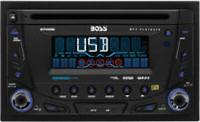 Boss 870Dbi Double 2 Din Cd/Mp3/Usb Car Stereo Bluetooth Receiver iPod Controls