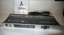 PROMO MULTIS EFFETS DIGITAL DSP2000MKII / STUDIO / SONO  NEUF