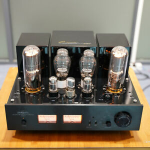 Line Magnetic Tube Amplifier LM-508IA Integrated Power Amp 300B Class A 48W*2