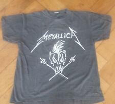 METALLICA Nowhere Else to Roam Europe '93 Tour Shirt Size XL