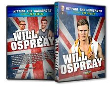 Hitting the Highspots w/ Will Ospreay DVD-R, Shoot Rob Naylor Progress Rev Pro