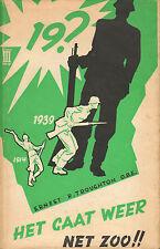 HET GAAT WEER NET ZO ! - Ernest R. Troughton O.B.E. (1946)
