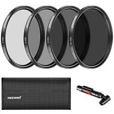 Neewer 67MM Neutral Density Filter and Accessory Kit with Zoom Lens Filter Pouch