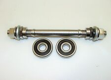 Fits Gt Haro Elf Old School Bmx Axle Washers 2 Washers Dyno Powerlite,