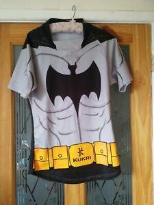 "Kukri Rugby Shirt Batman Size Medium 40"" chest"