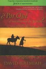 ¿Por Qué el Nacimiento de Jesús? (Spanish Edition) Jeremiah, David Paperback