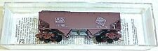 Milwaukee Road 33 Twin Hopper Micro Treno 055 00 300 N 1:160 conf. orig. HS3 â