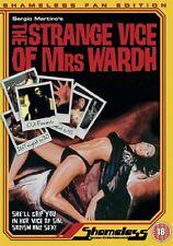 The Strange Vice of Mrs Wardh - George Hilton - NEW DVD