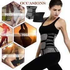 Women Waist Trainer Belt Sweat Body Shapers Tummy Control Girdle Slimmer Belt US