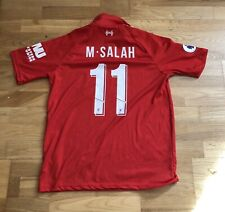 Liverpool 2018-19 Home Shirt  M Salah 11 (Not Original)