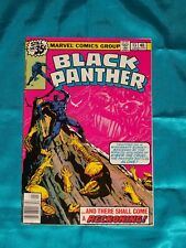 BLACK PANTHER # 13, Jan. 1979, Fine - Very Fine Condition