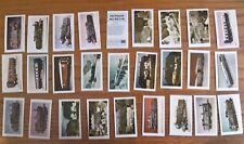 Scrapbook Minicards trade cards: Pendon Museum full set model trains railways