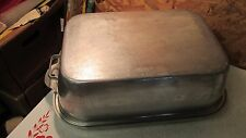 Wear Ever Aluminum Broiling Pan & Roaster Cover  #5