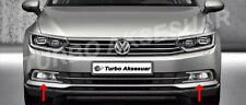 VW Volkswagen PASSAT B8 2017-2018 Streel Car front fog light lamp cover trim