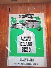 New listing polyethylene plastic grass seed bags ( 300 bags )