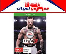UFC 3 Xbox One Game Brand New