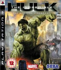 The Incredible Hulk: The Official Videogame / PlayStation 3 / PAL