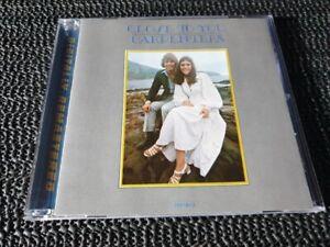 Carpenters - Close To You - 2007 A&M CD reissue - pop soft rock vocal ballad