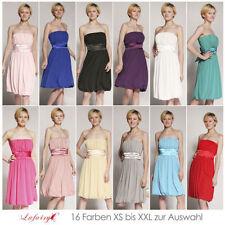 Damenkleider im Abendkleid Normalgröße aus Polyester