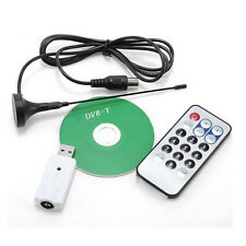 RTL2832U+R820T2 FM HDTV TV Tuner Receiver Stick Digital DVB-T SDR+DAB NEW