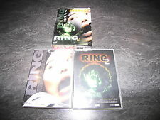 COFFRET 2 DVD RING + RING 2 COMPLET STUDIO CANAL OCCASION
