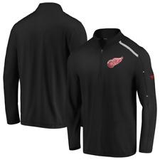 Detroit Red Wings Jacket (Size XL) Men's NHL Clutch Quarter Zip Jacket - New