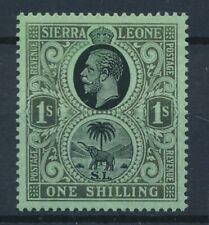 [55516] Sierra Leone 1925 good MNH Very Fine stamp (Script CA wtmk)