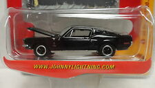 Johnny Lightning '68 SHELBY GT500 Black 1968 MUSCLECARS + LOOSE one