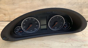 MERCEDES-BENZ COUPE CLC 2009 3DR SPEEDOMETER INSTRUMENT CLUSTER A2035407748