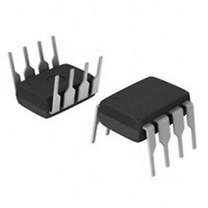 2 Stück ATtiny13A-PU  8-Bit-MCU, DIP8 IC, AVR Microcontrollers mit Bootloader