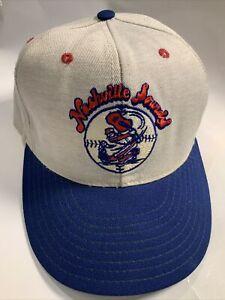 Vintage Nashville Sounds Pro-Line Pro Model Fitted Hat 7 3/8