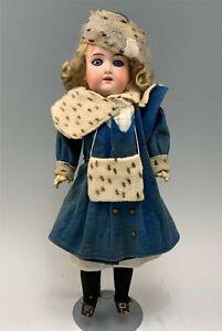 "Antique Armand Marseilles Floradora German Bisque 16"" Doll"