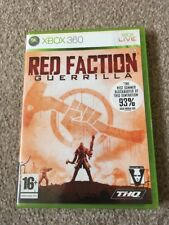 Red Faction: Guerrilla (Microsoft Xbox 360, 2009)
