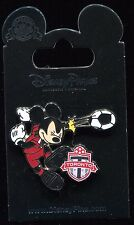 Mickey Mouse as Soccer Football Player for Toronto FTC Disney Pin