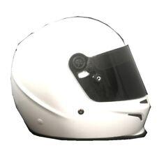 Kart Helm TEC Gr.M  Snell SA2015 Karthelm, Doppel D-Ring + dunkles Visier